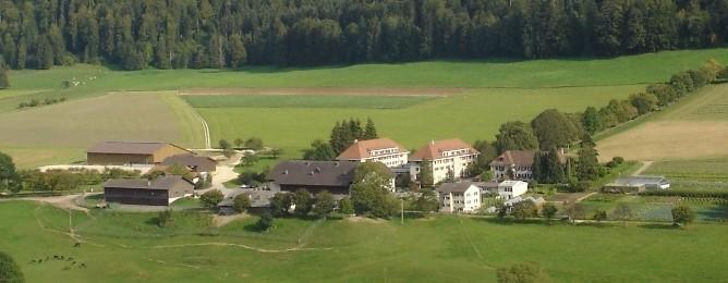 Hospice Le Pré-aux-Boeufs