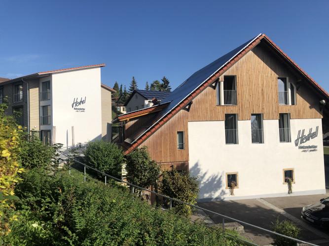 NATURPARK-HOTEL: Holzscheiter Lottstetten