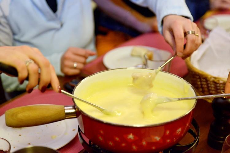 Soirée fondue/soirée luge
