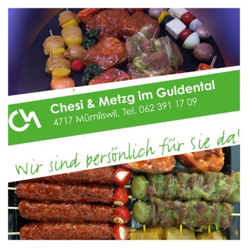 Chesi & Metzg im Guldental