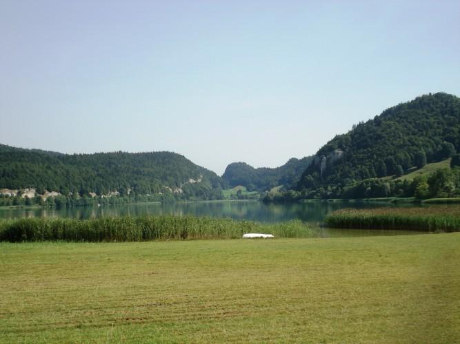 Lac Brenet, Les Charbonnières