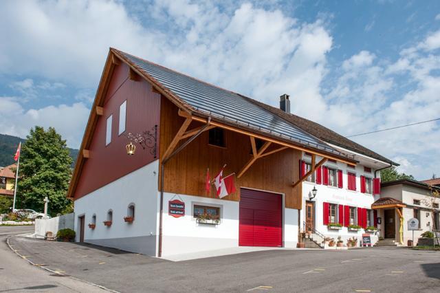 Gasthaus Krone Laupersdorf