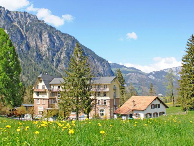 Ferienwohnung Albert Schweitzer Kurhaus