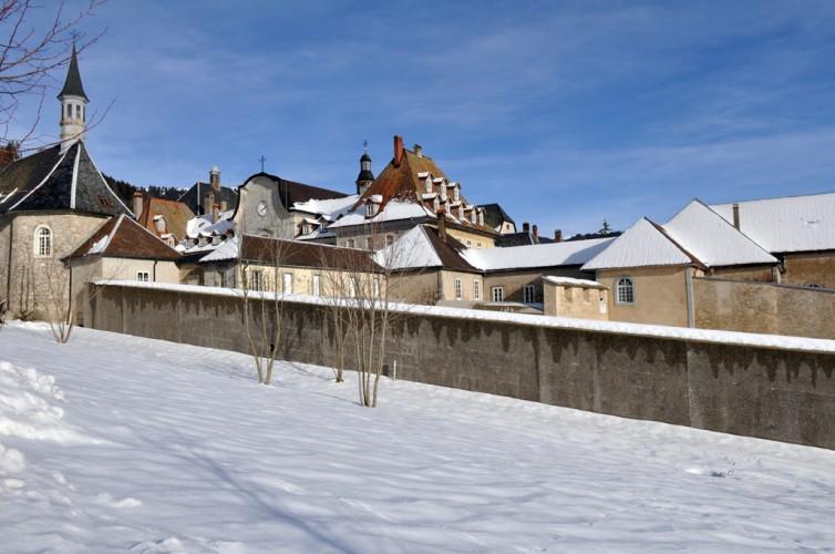 Certosa La Valsainte