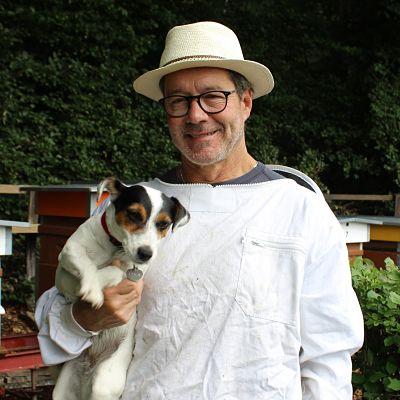 Patrick Deleury, apiculteur à Longirod