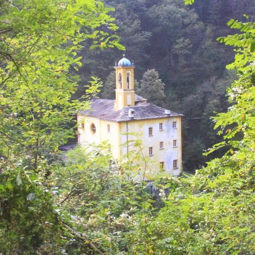 Sacre Mont et Chemin de Croix
