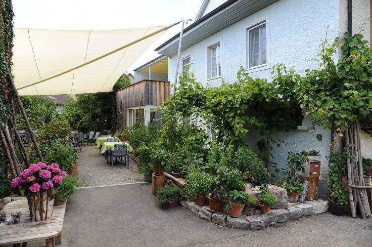 Hottwil: Gasthaus Bären
