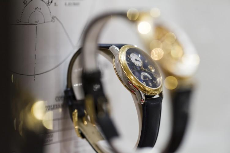 Sind Sie Uhrmacher?