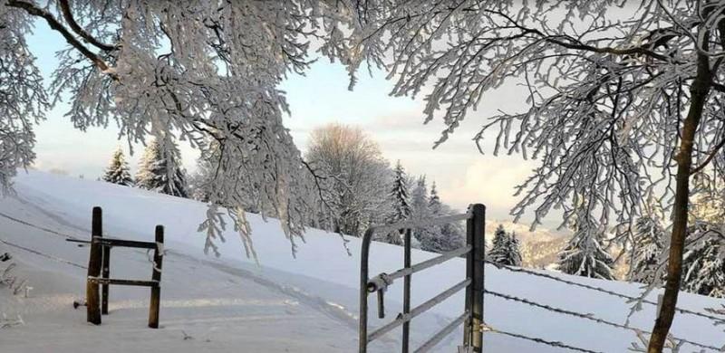 Winter auf der Wasserfallen
