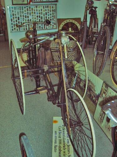 Zweirad-Museum Oeschgen