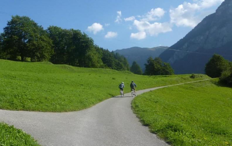Viamala-Andeer en E-Bike