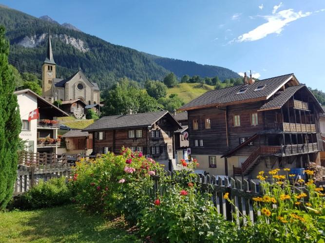 Dorffest und Heimattagung in Grengiols
