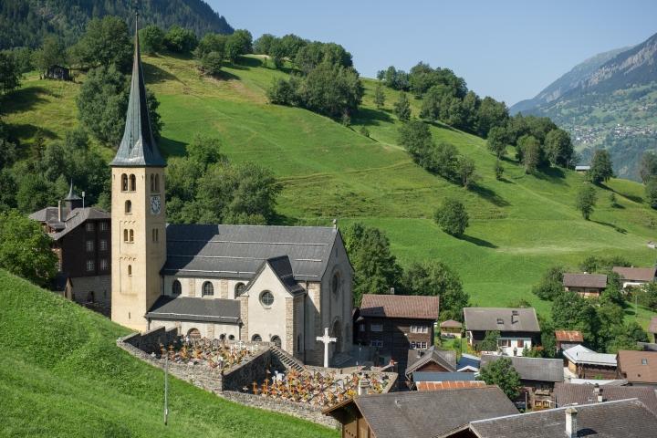Pilgerweg Rhein-Reuss-Rhone