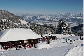 Skilift-Restaurant Gantrisch