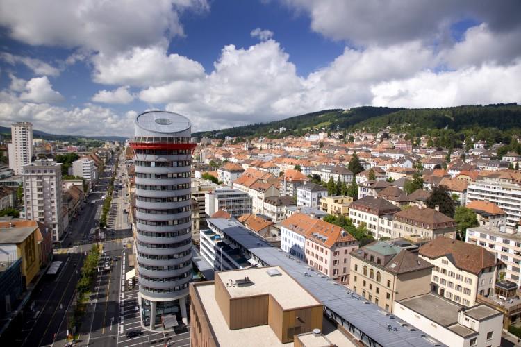 Tourismusbüro - Chaux-de-Fonds