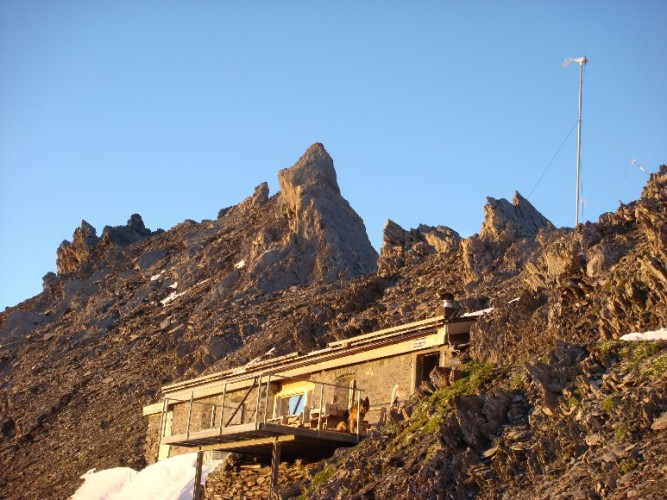 Segnespass Lodge