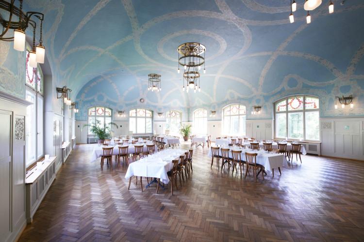 Kurhaus Bergün - © gian marco castelberg