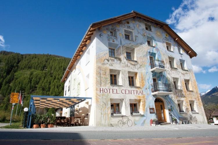 Hotel Central ***S - La Fainera