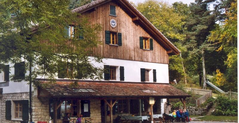 Naturfreundehaus Buchberg