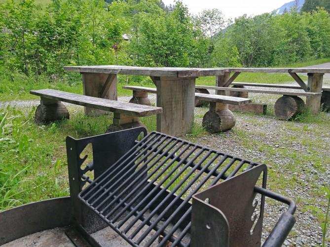 Feuerstelle Riedli am Talwanderweg