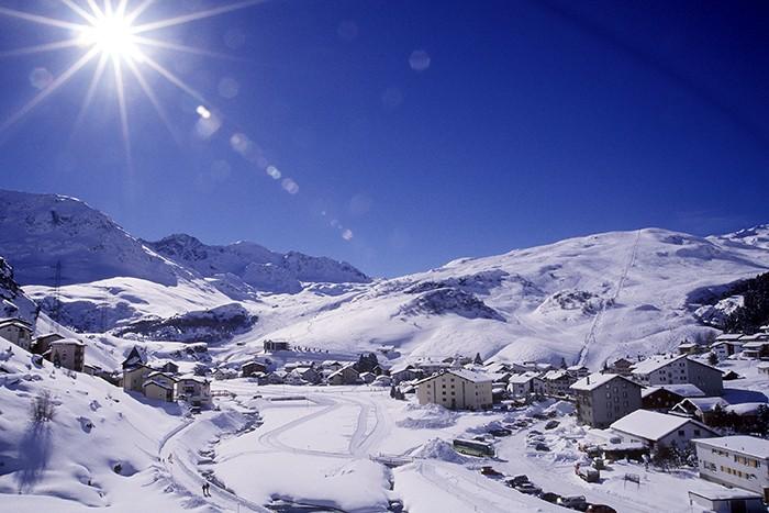 Escursione Val Tgavretga