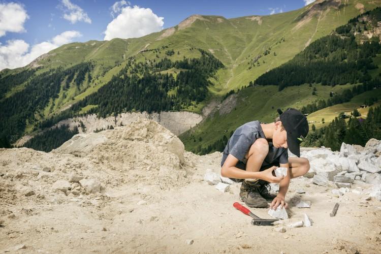 Geologie und Lebensraum im Binntal (Sek 1 und 2)