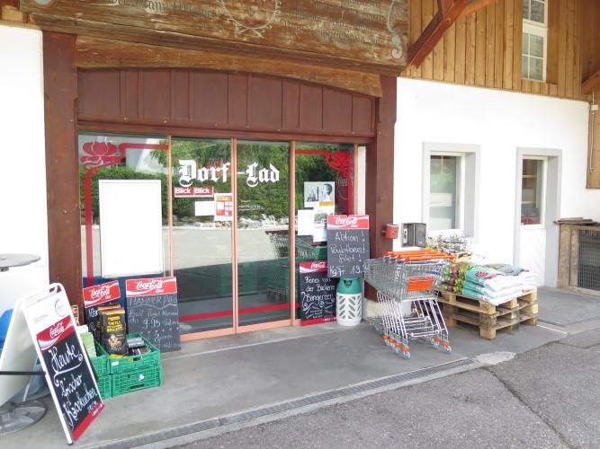 Dorfladen Aedermannsdorf