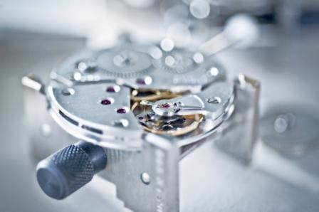 Erleben Sie das Uhrenhandwerk