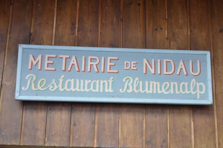 Métairie de Nidau
