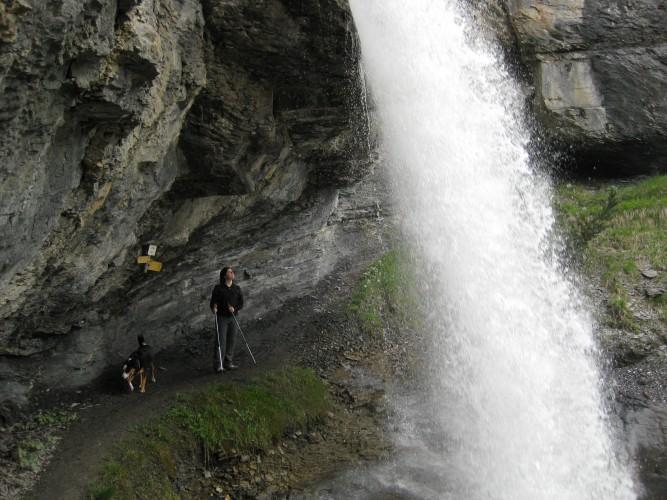 Land der Wasserfälle