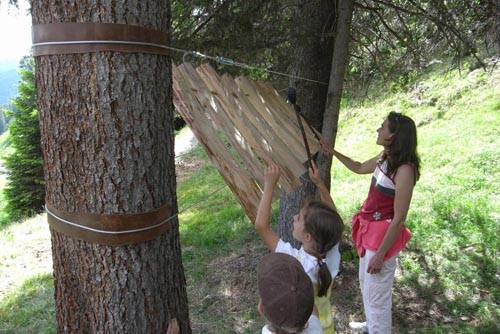 Forêt sonore – tùn resùn Lohn