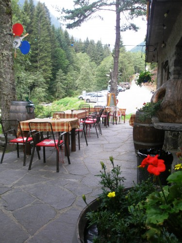 Restaurant Grotto Fondovalle