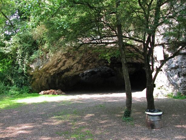 Il Kesslerloch di Thayngen