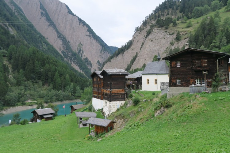 Sing- und Wanderwoche Binntal