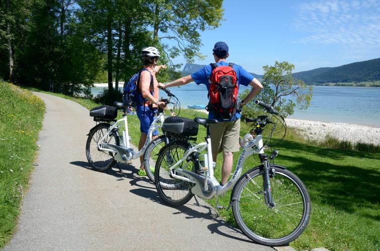 Bike Tour Parc Jura vaudois