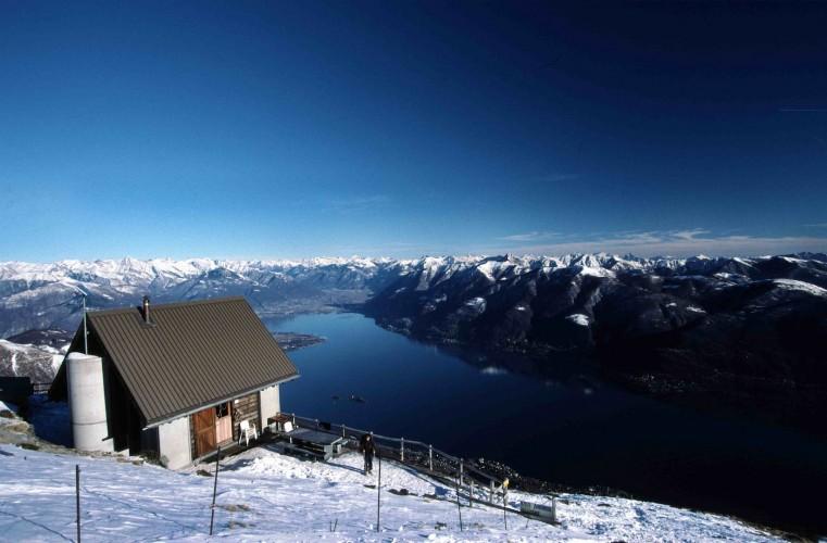 Berghütte Al Legn