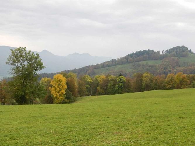 Rundroute von & nach Balsthal