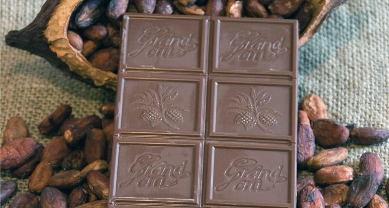 La chocolaterie : atelier chocolat et vin