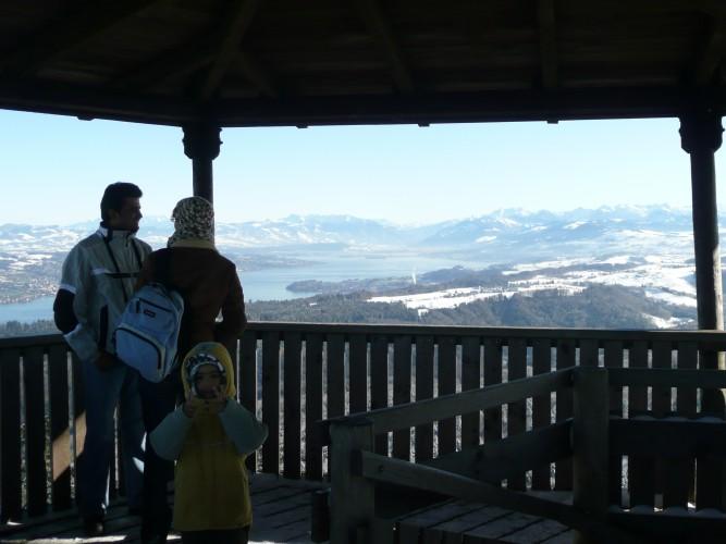 Aussichtsturm Albis-Hochwacht
