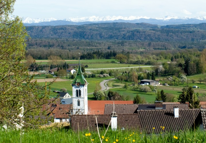 Site panoramique Alpenblick
