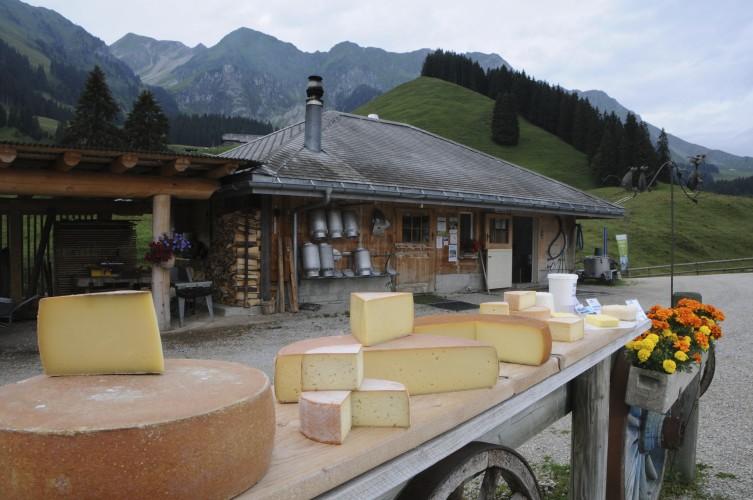 Fromagerie d'alpage Gantrischl