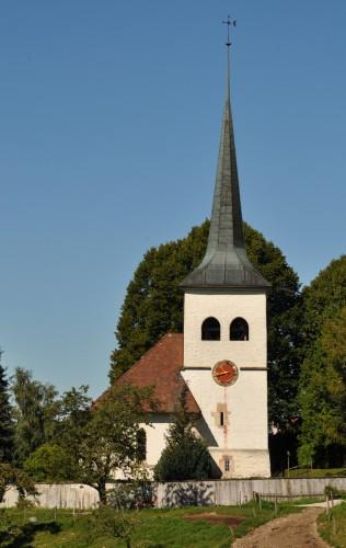 Kirche Guggisberg