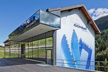 Besuch bei der Gomina AG