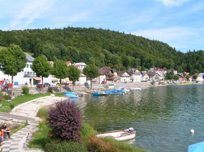 Tour du Lac de Joux