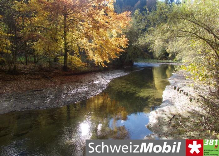 Gorge de Schwarzwasser-Sense