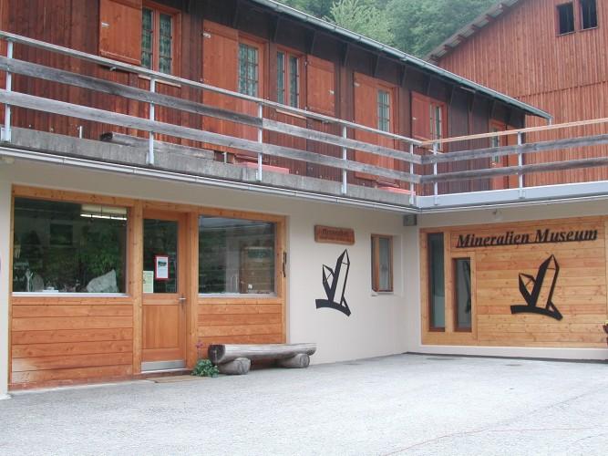 Tag der offenen Tür Mineralienmuseum André Gorsatt