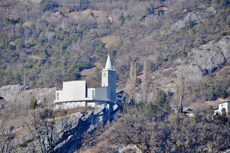 La chiesa di Varone