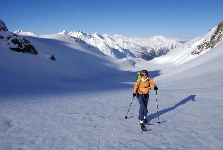 Skitour aufs Ofenhorn