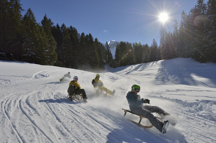 Skigebiet Sörenberg