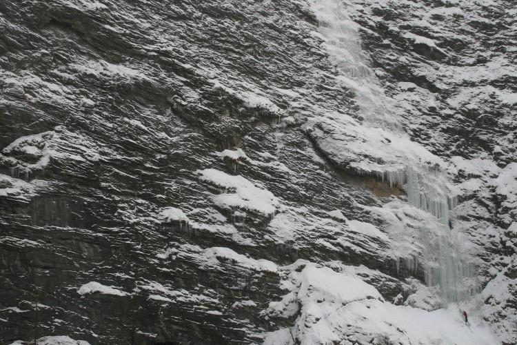 Eiskletter-Schnuppertag Avers